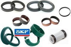 36 mm KYB - Gabelteile # fork parts